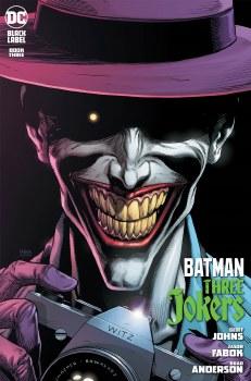 Batman Three Jokers #3 Premium Variant G Jason Fabok Killing Joke Hawaiian Shirt & Camera Cover