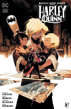 Batman White Knight Presents Harley Quinn #1 (of 6) Cover B Variant Matteo Scalera Cover