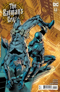 Batmans Grave #11 (of 12) Cover A Regular Bryan Hitch Cover