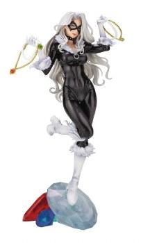 Marvel Black Cat Steals Your Heart Bishoujo Statue