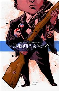 Umbrella Academy Tp Vol 02 Dallas las