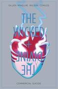 """THE WICKED + THE DIVINE TRADE PAPERBACK VOLUME 3 """"COMMERICAL SUICIDE"""""""