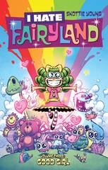I Hate Fairyland Vol 3 Good Girl Trade Paperback - Rated MR - Ages 17+