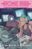 Atomic Robo Spectre Of Tomorrow #3 Cvr A Wegener w #3 Cvr A Wegener