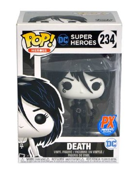 POP! Heroes DC Super-Heroes Death PXE Funko Pop #234