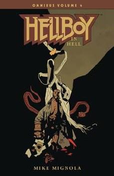Hellboy Omnibus Tp Vol 04 Hellboy In Hell boy In Hell