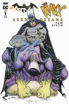 Batman The Maxx #1 (Of 5) Arkham Dreams Cvr B Kieth am Dreams Cvr B Kieth