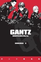 Gantz Omnibus Tp Vol 02