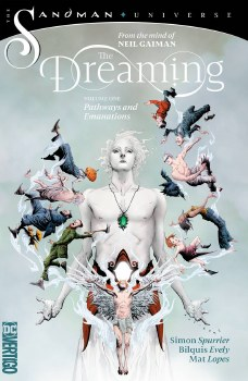 Dreaming Tp Vol 01 Pathways And Emanations (Mr) d Emanations (Mr)
