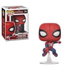 Pop Games Spider-Man S1 Spider-Man Vinyl Fig -Man Vinyl Fig