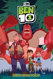 Ben 10 Truth Is Out There Original Gn (C: 1-1-2) inal Gn (C: 1-1-2)