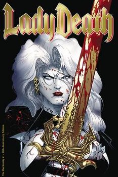 Lady Death The Reckoning #1 25th Anniv Ed (Mr) th Anniv Ed (Mr)