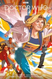 Doctor Who 13th Tp Vol 01
