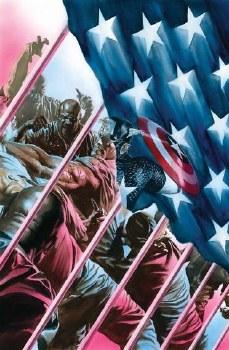 Captain America (2018) #9 Cover A Alex Ross Main Cover