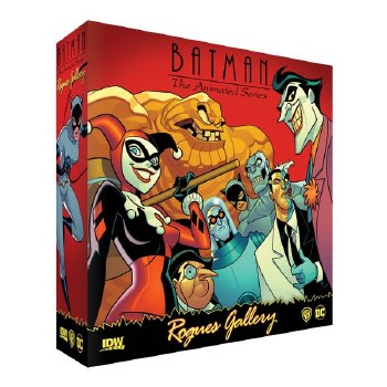 Batman Animated Series RoguesGallery Gallery