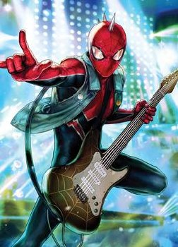 Amazing Spider-Man #22 Heejin Jeon Marvel Battle Lines Var Jeon Marvel Battle Lines Var