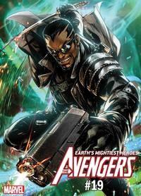 Avengers #19 Maxx Lim Marvel Battle Lines Var attle Lines Var