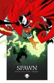 Spawn Origins Trade Paperback Vol 1 (New Printing 2019)