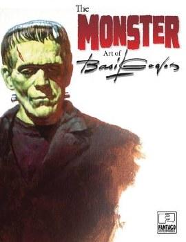 Monster Art Of Basil Gogos Sc (C: 0-1-0) (C: 0-1-0)