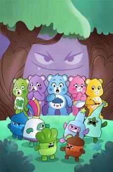 Care Bears Unlock The Magic #2 (Of 3) Cvr A Garbowska  (Of 3) Cvr A Garbowska