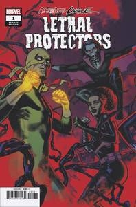 Absolute Carnage Lethal Protectors #1 (Of 3) Smallwood Conne tors #1 (Of 3) Smallwood Conne