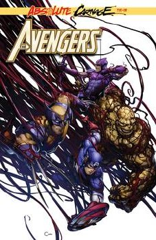 Absolute Carnage Avengers #1 A