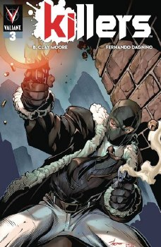 Killers #3 (of 5) Cover B Larry Stroman