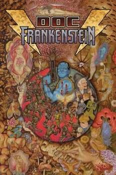 Doc Frankenstein Post-Modern Prometheus HC