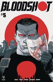 Bloodshot Vol 4 #5 Cover A Regular Declan Shalvey Cover