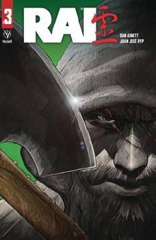 Rai Vol 3 #3 Cover C Variant Adam Pollina Cover