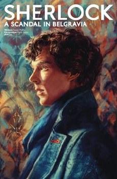 Sherlock Scandal In Belgravia Part 1 #2 Cover A Regular Alice X Zhang Sherlock Cover