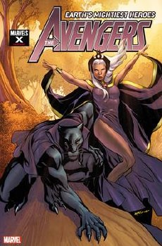 Avengers Vol 7 #29 Cover B Variant Emanuela Lupacchino Marvels X Cover