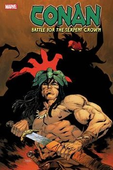 Conan Battle For The Serpent Crown #1 (of 5) Cover A Regular Mahmud Asrar Cover