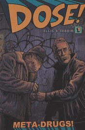 Dose #1 Cover A John Gebbia Main Cover