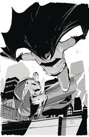 Batman Superman Vol 2 #12 Cover B Variant Lee Weeks Cover