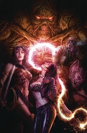 Justice League Dark Vol 2 #26 Cover B Variant Kael Ngu Card Stock Cover (Limit 1 Per Customer)