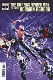 Amazing Spider-Man Sins Of Norman Osborn #1 Cover B Variant Jose Maria Casanovas Rojas Cover