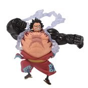 One Piece King Of Artist Luffy Gear4 Wano Country Figure
