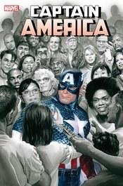 Captain America Vol 9 #27 Cover A Regular Alex Ross Cover