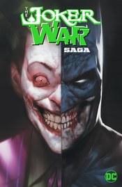 Joker War Saga Hardcover Edition