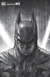 Batman Black & White Vol 3 #3 (of 6) Cover B Variant Sana Takeda Cover