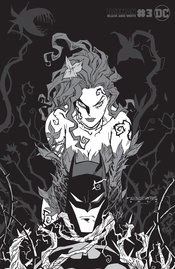 Batman Black & White Vol 3 #3 (of 6) Cover C Variant Khary Randolph Poison Ivy Cover