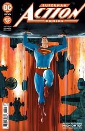 Action Comics Vol 2 #1030 Cover A Regular Mikel Janin Cover