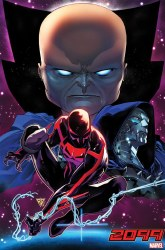 2099 Omega One Shot Cover B 1:25 Incentive RB Silva Variant Cover