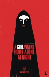 A Girl Walks Home Alone At Night Trade Paperback