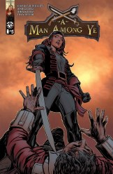 A Man Among Ye #5 Cover A Regular Josh George Cover