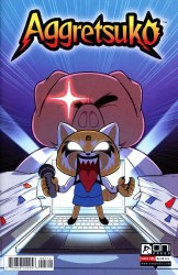Aggretsuko #1 Cover C 2nd Ptg Variant CJ Cannon Cover - LIMIT ONE (1) PER CUSTOMER