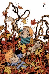 Autumnal #4 Cover B Variant Nathan Gooden Cover