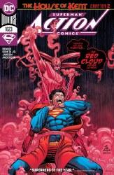 Action Comics V.1 #1023 Cover A John Romita Jr. Main Cover