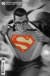 Action Comics Vol 2 #1032 Cover B Variant Julian Totino Tedesco Card Stock Cover